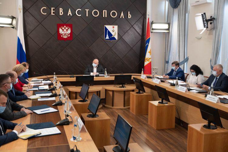 Указ Губернатора города Севастополя от 27.11.2020 № 96-УГ