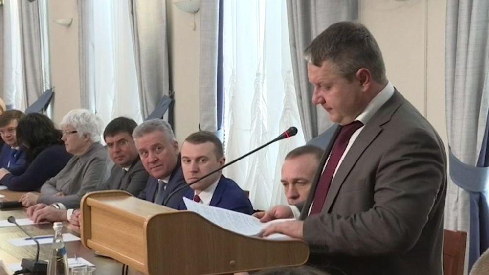 Глава Минтранса Крыма заболел коронавирусом