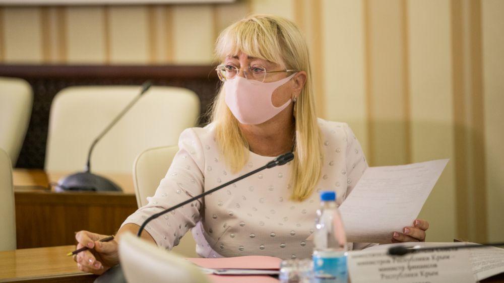 Крым отнесен к группе заемщиков с высокой долговой устойчивостью – Ирина Кивико