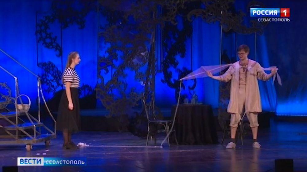 Театр имени Луначарского готовит премьеру в Севастополе