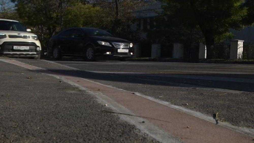 В Севастополе вводят новую систему освещения пешеходных переходов
