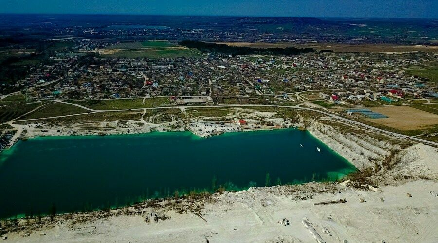 Воду из Марсианского озера планируют подавать в села Бахчисарайского района