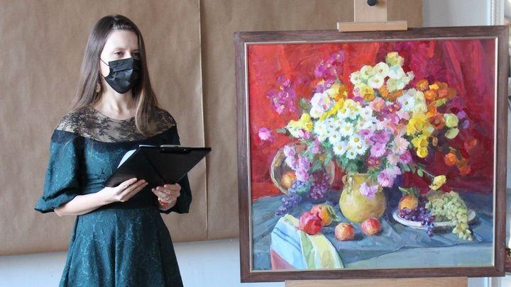 В Крымском художественном училище состоялась защита выпускных работ на заочной форме обучения специальностей «Живопись» и «Дизайн»