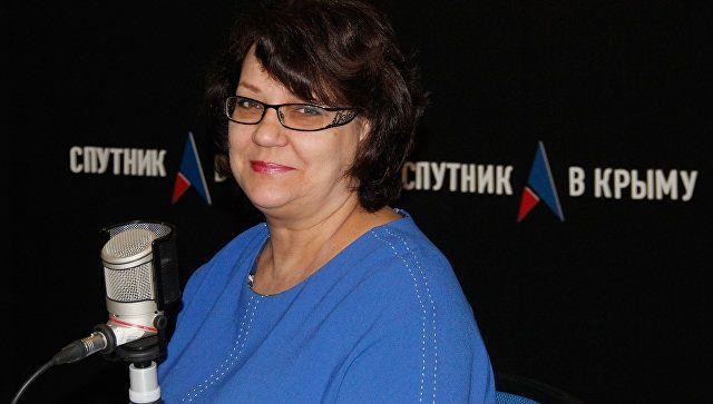 Переболевшая COVID-19 вице-премьер Крыма вышла на работу