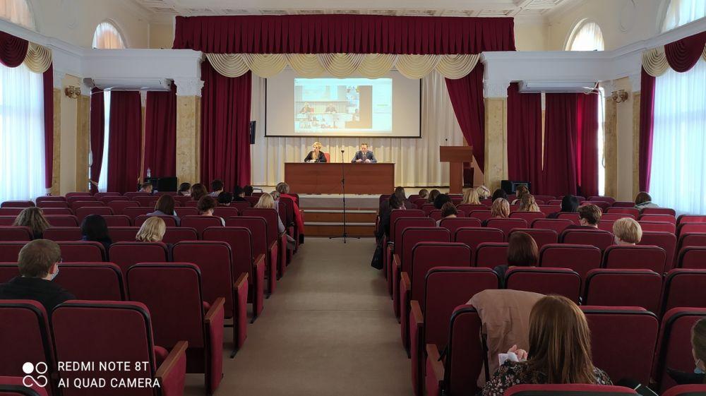 В Минобразования РК состоялось совещание по вопросу формирования, распределения и исполнения субвенций на обеспечение госгарантий реализации прав на получение общедоступного и бесплатного образования