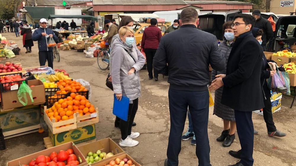 Минсельхоз инициировал мониторинг агроярмарок в регионах Республики Крым