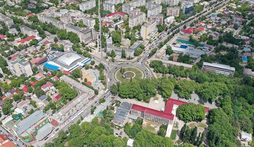 Симферополь – в числе популярных городов для деловых поездок