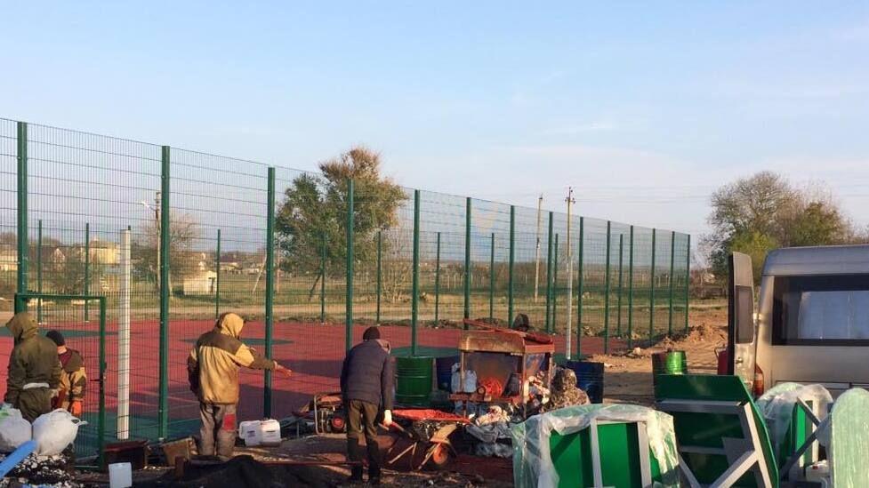 Михаил Слободяник со своими заместителями посетили сегодня сёла Фрунзе, Ивановка, Крайнее, Сизовка и Лесновка