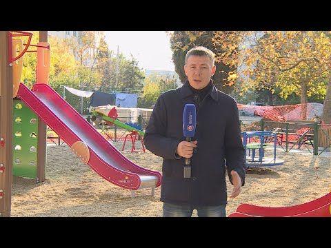 СТВ-Рейд: детские площадки
