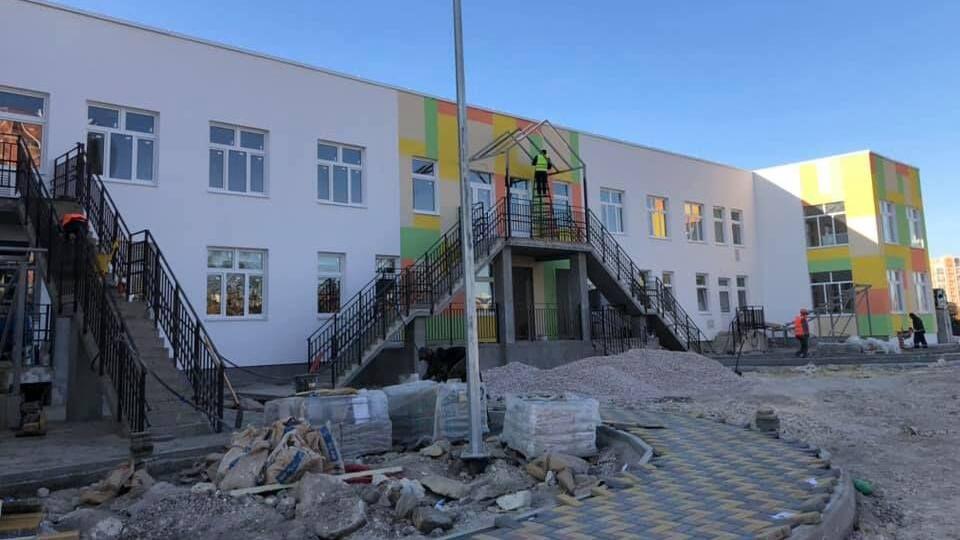 Светлана Львова совместно с представителями Дирекции «Школа-2025» посетила объекты капитального строительства