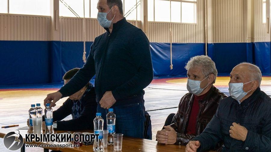 Джемал Джангобегов переизбран президентом Федерации спортивной борьбы Крыма на второй срок