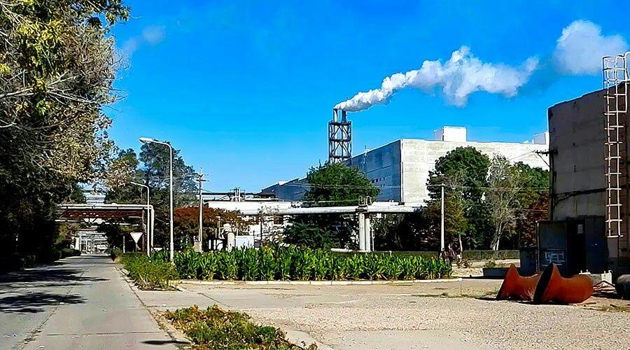 Завод «Титановых инвестиций» в Армянске с опережением выполняет экологические мероприятия