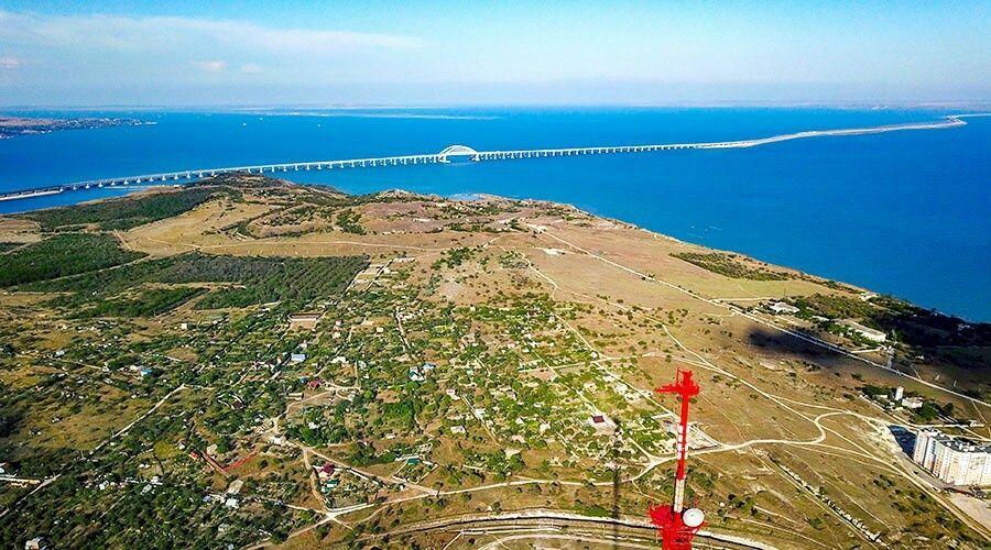Свыше 1,2 млн автомобилей проехало по Крымскому мосту этой осенью
