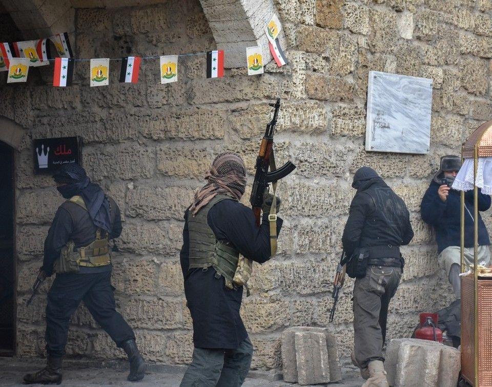 На улицах Евпатории снимают фильм о военных журналистах