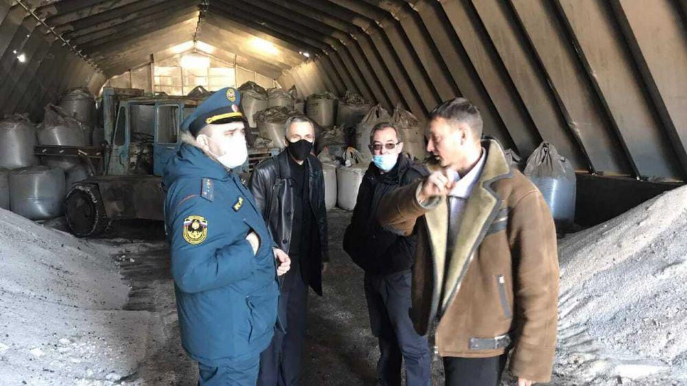Сергей Шахов: продолжается работа по контролю за готовностью муниципальных образований Республики к сезонным рискам
