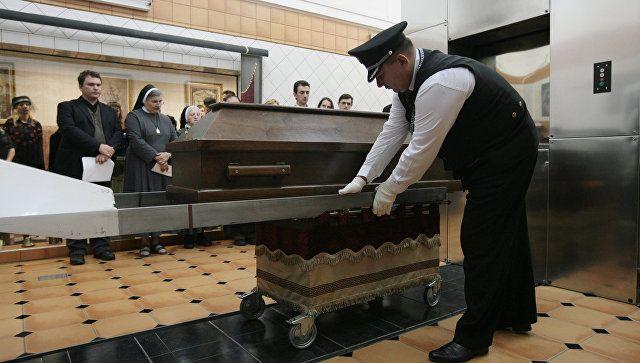 Крымчане стали чаще кремировать умерших родственников