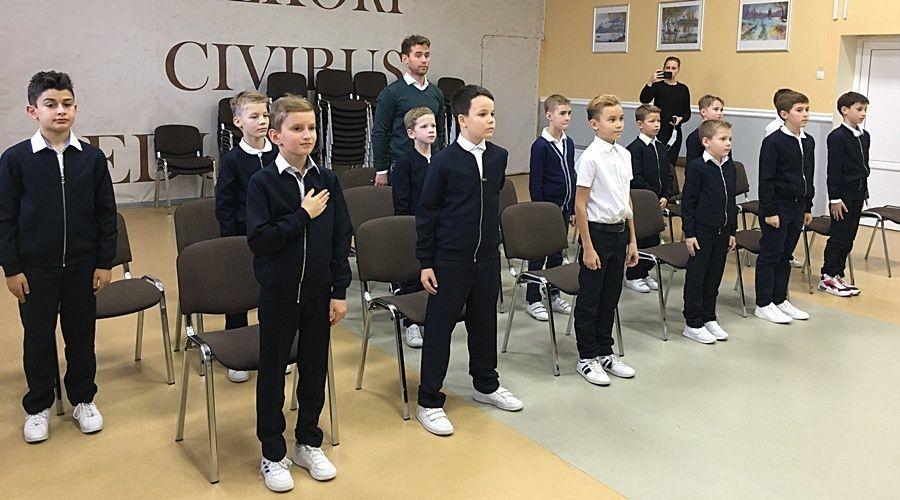 Единственный в Крыму хоккейный класс укомплектован на базе симферопольской школы