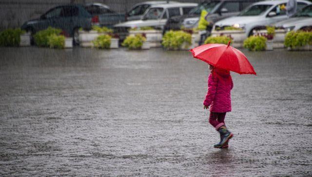 Дождливо и прохладно: прогноз погоды в Крыму на среду