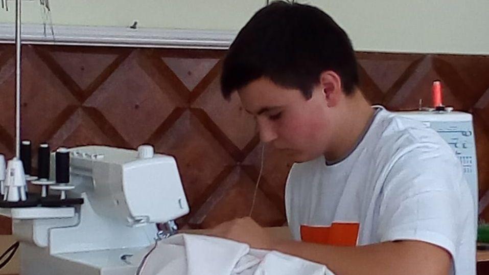 Студент от Республики Крым стал одним из победителей VI Национального чемпионата по профессиональному мастерству «Абилимпикс»