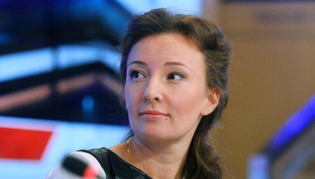 Кузнецова высказалась об изъятии детей из многодетной семьи в Крыму
