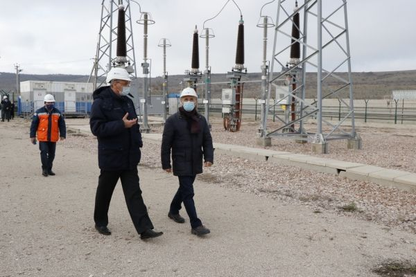 Владимир Константинов: Энергомост подарил свет миллионам крымчан