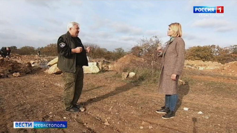 Поисковики установили имя еще одного погибшего защитника Севастополя