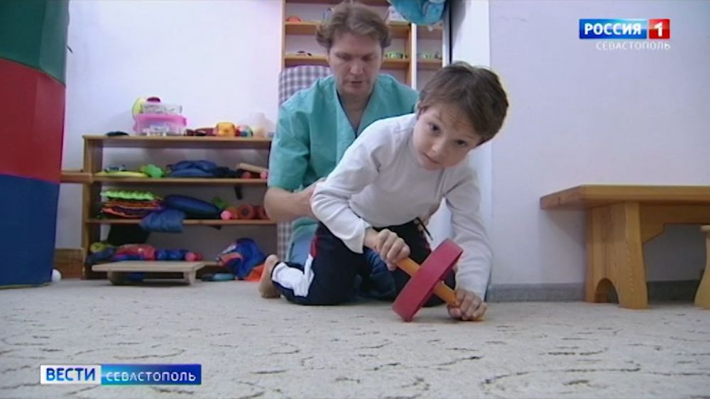 Какие методы реабилитации особых детей используют в Севастополе