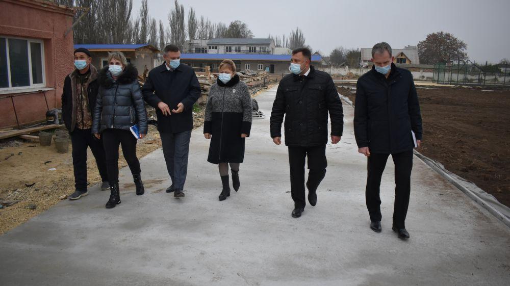 Депутат Государственной Думы Российской Федерации Светлана Савченко с рабочим визитом посетила город Джанкой