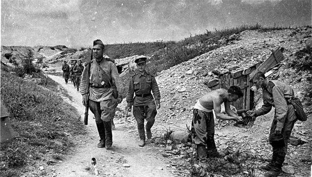 Неизвестный солдат в Симферополе может быть известным
