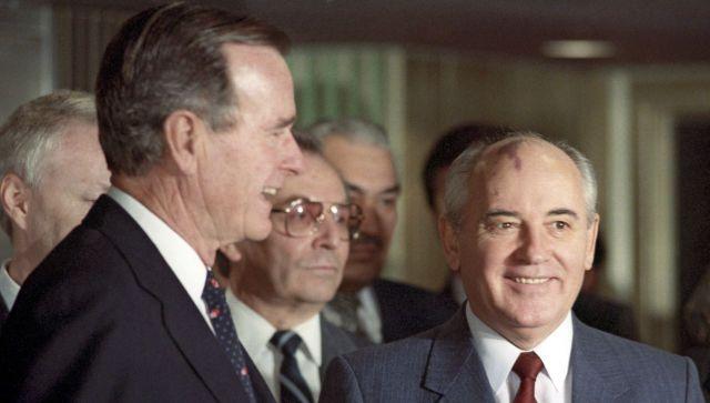 Встреча на Мальте: говорили ли Буш и Горбачев о развале СССР