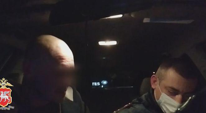 В Крыму задержали пьяного водителя – алкоголь в крови превышал норму в 5 раз