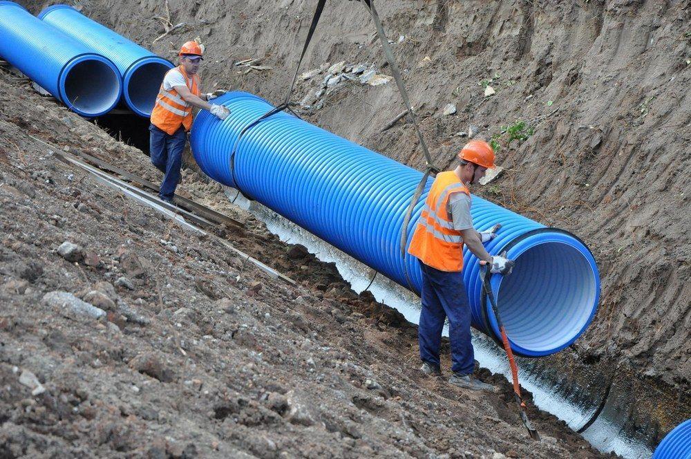 На востоке Республики Крым завершено строительство трёх новых водозаборов