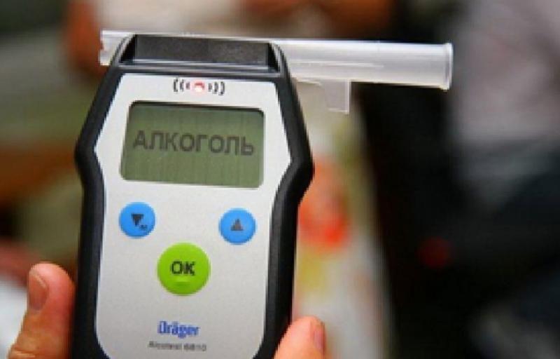 В Крыму задержан водитель с уровнем алкоголя в крови в пять раз выше нормы