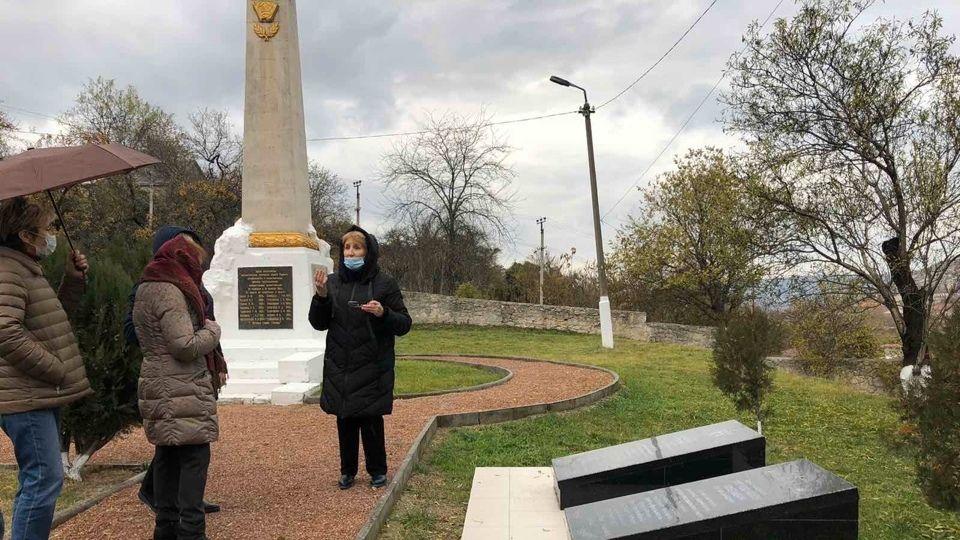 Тематическое мероприятие «Никто не забыт, ничто не забыто» состоялось в Бахчисарайском музее-заповеднике