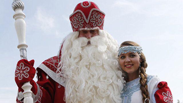 В Крыму оценили предложение Деду Морозу носить с собой огнетушитель