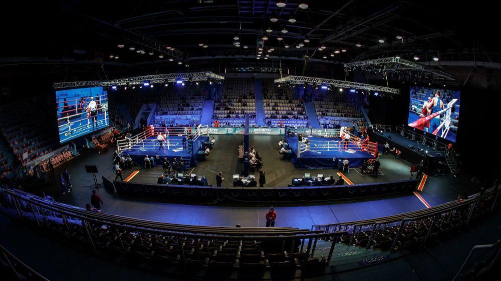 Крымский боксер Ахтем Закиров пробился в финал чемпионата России
