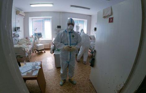 В Севастополе работающий в «красной зоне» медперсонал будет жить в гостиницах