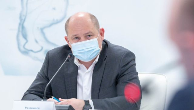 """""""Работы точно закончим"""": Развожаев опроверг срыв ФПЦ в Севастополе"""