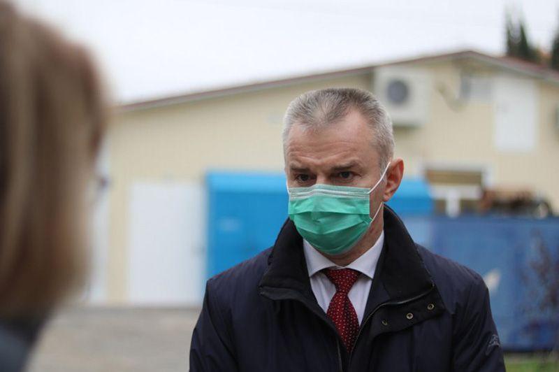 Первый замглавы Минздрава РФ пообещал здравоохранению Севастополя 1,5 млрд рублей на пять лет