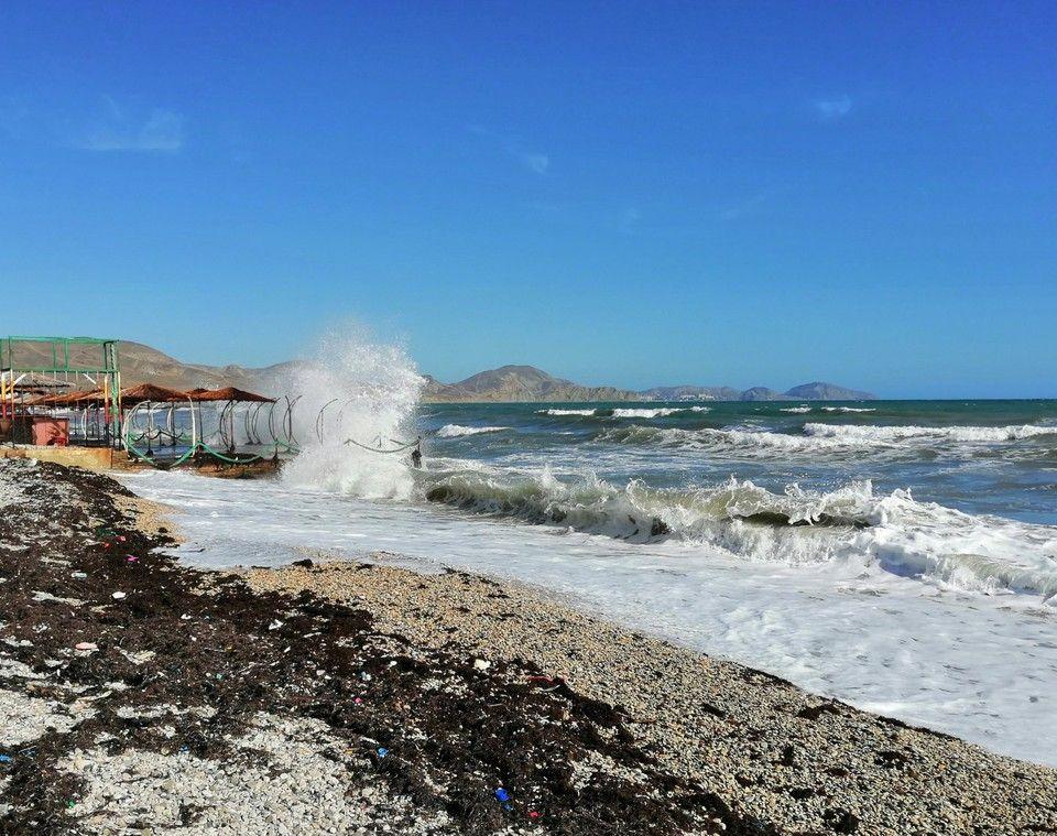 Погода в Крыму на 5 декабря: без осадков и тепло до +12