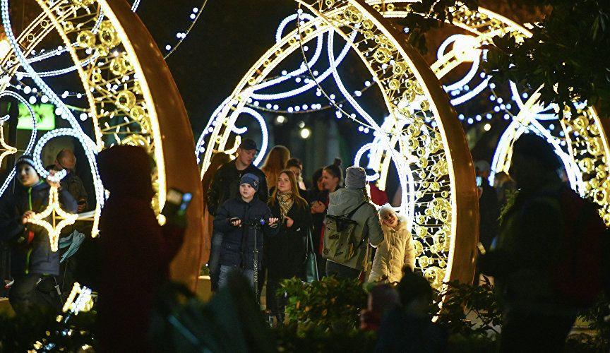 Новый год в Крыму: как бронируются билеты и жильё