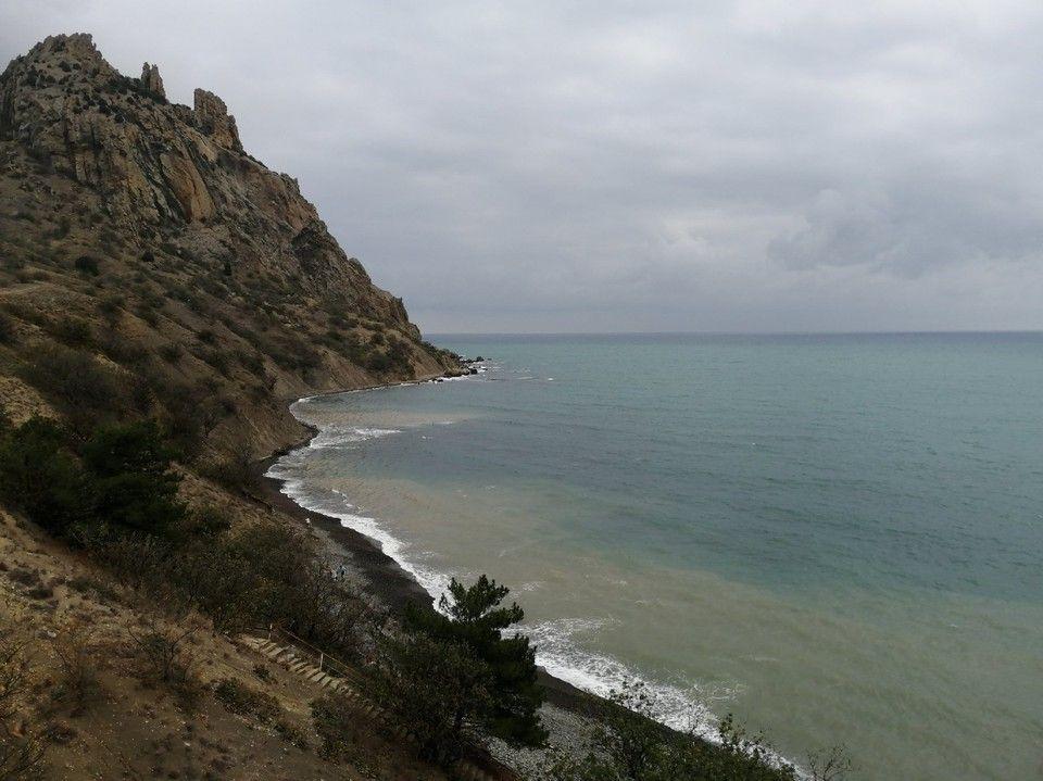 Погода в Крыму на 6 декабря: ветер и тепло до +9