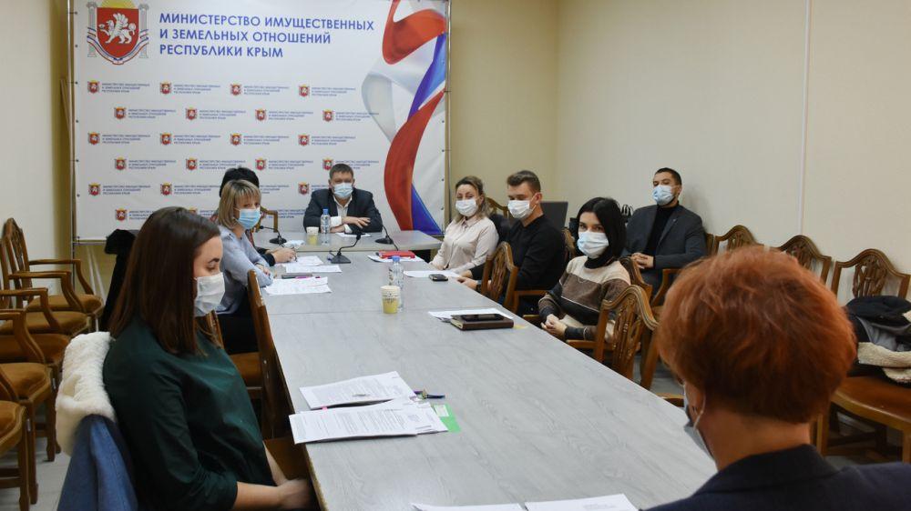 В Минимуществе Крыма началась ежегодная аттестация госслужащих