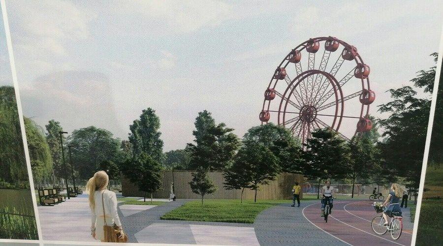 Конкурсная комиссия отобрала 8 лучших проектов развития парка им. Гагарина в Симферополе