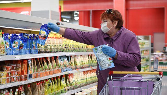 Минимальный набор продуктов в Крыму подорожал почти на 10%