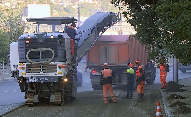 Для Севастополя и Крыма введут особый порядок выбора подрядчика для содержания дорог