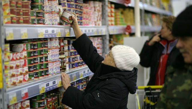 Цены на продукты питания в Крыму - заявление властей