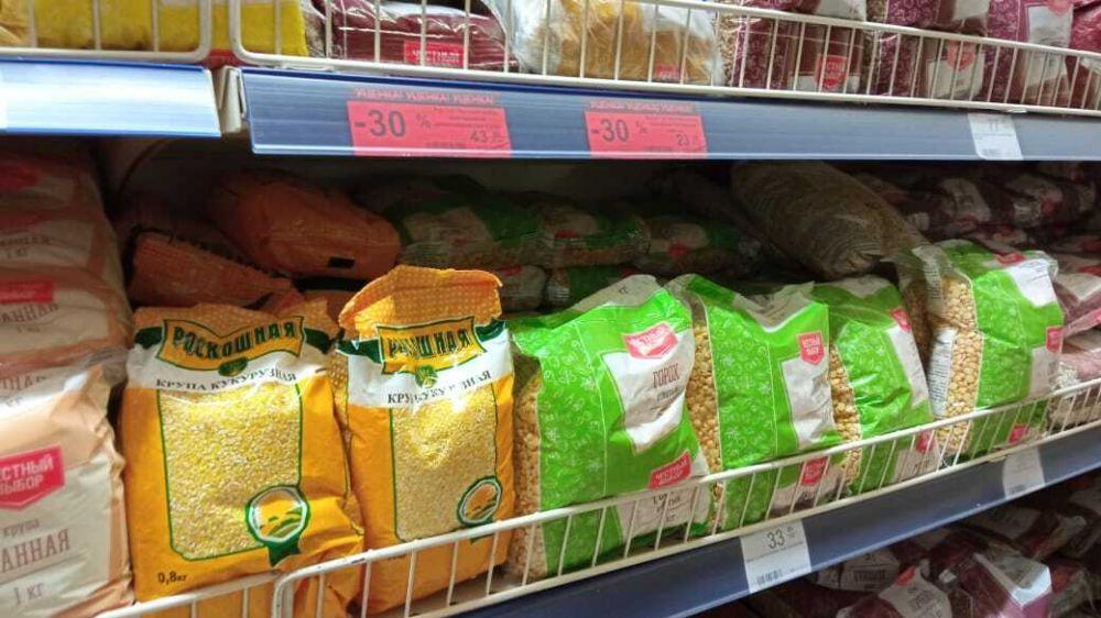 Андрей Рюмшин: Ценовая ситуация на продовольственные товары первой необходимости в республике стабильна