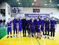 Крымские баскетболисты одержали три победы за два дня