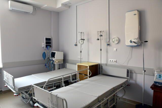 Военные развернут в Ялте ковидный госпиталь